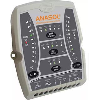 Controlador Digital Anasol